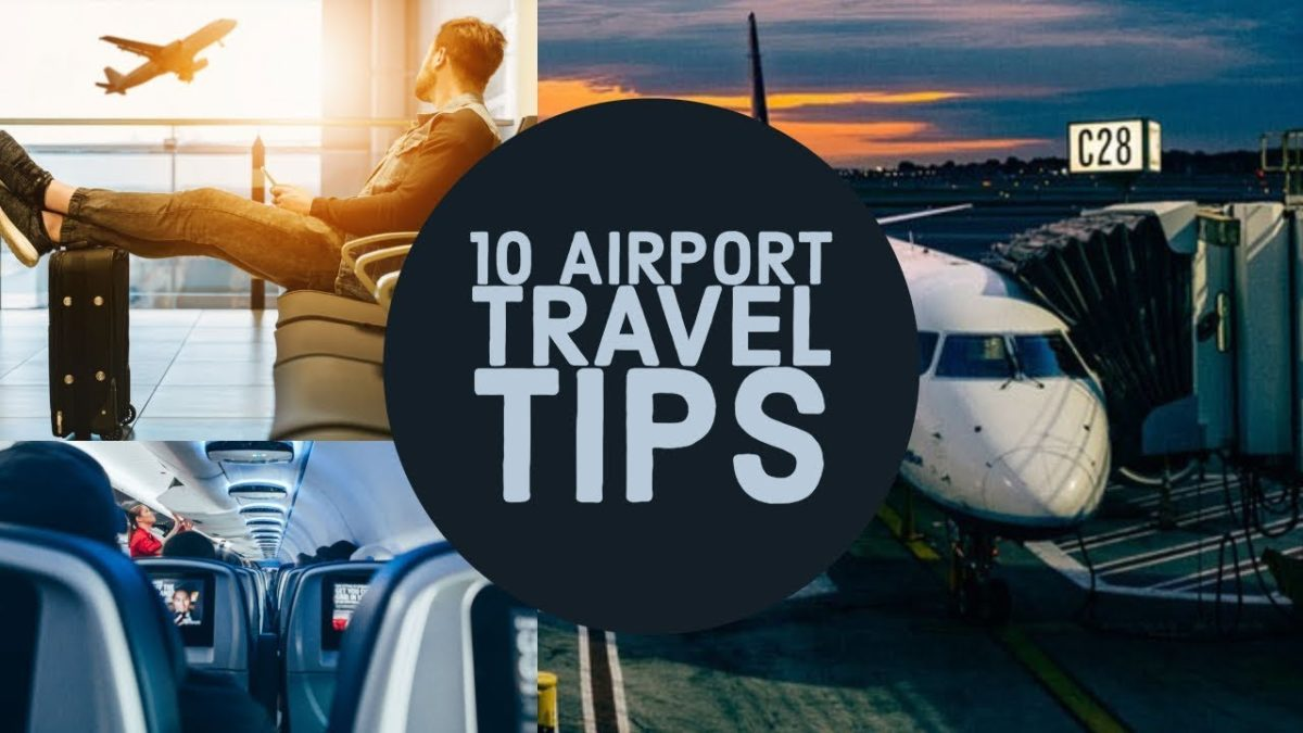 10 Healthy Travel Tips