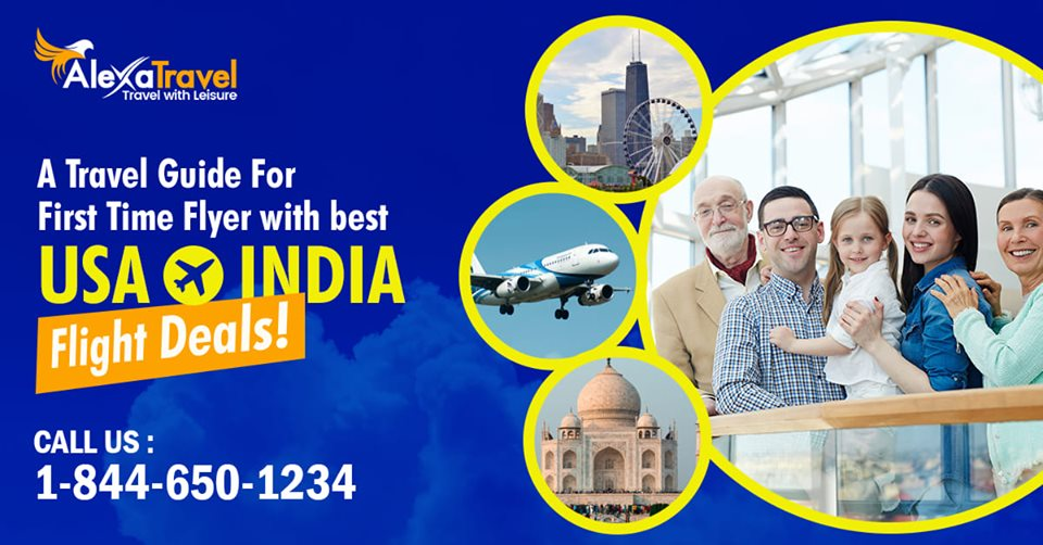First Time Flyer Guide USA to India
