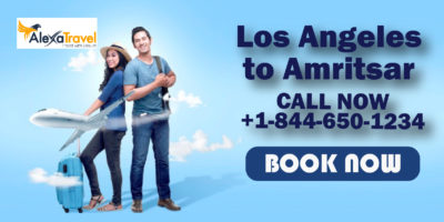 los angeles to amritsar flight deals