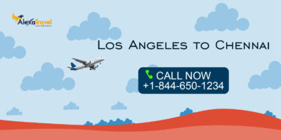 los angeles to chennai flight deals