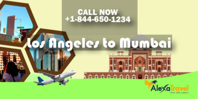 los angles to mumbai flight tickets