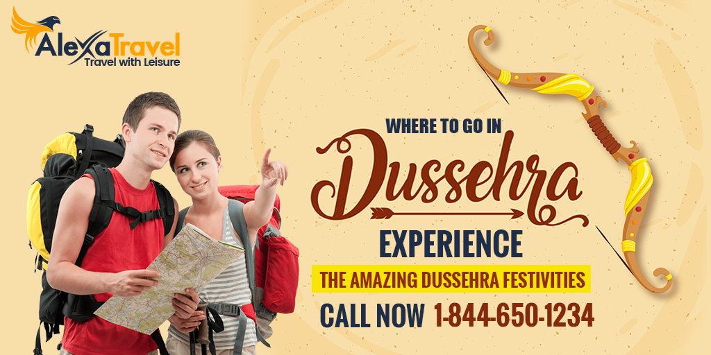 Experience The Amazing Dussehra Festivities
