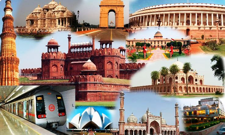 cheap flight tickets from usa to delhi