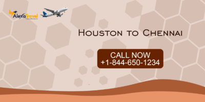 houston to chennai flight deals