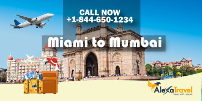 miami to mumbai flight deals