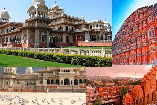 cheap Tickets to jaipur from usa