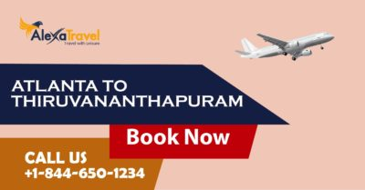 atlanta to trivandrum flight deals