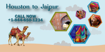 houston to jaipur flight deals