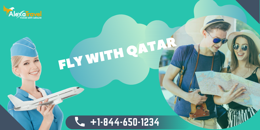 fly with qatar