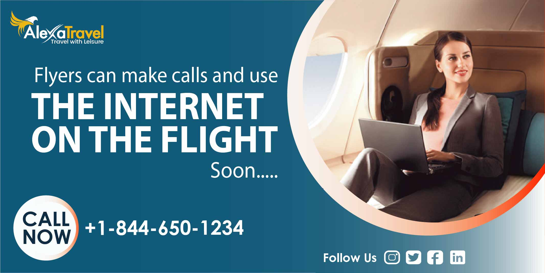 flyers can make calls and use the internet on the flight soon