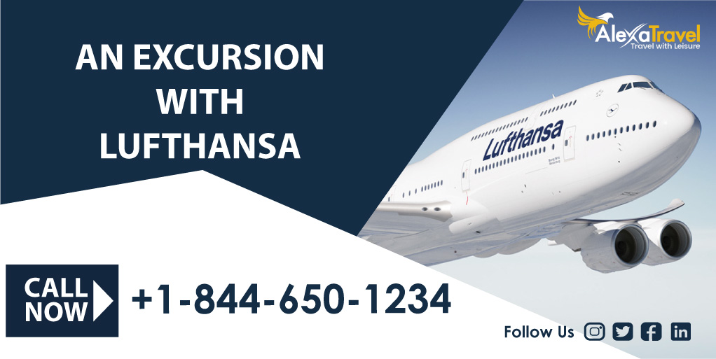 An Excursion With Lufthansa