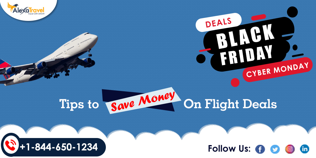 Here's How You Can Save on Black Friday Major Flight Sales