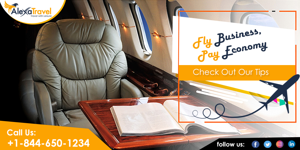 fly business class deals