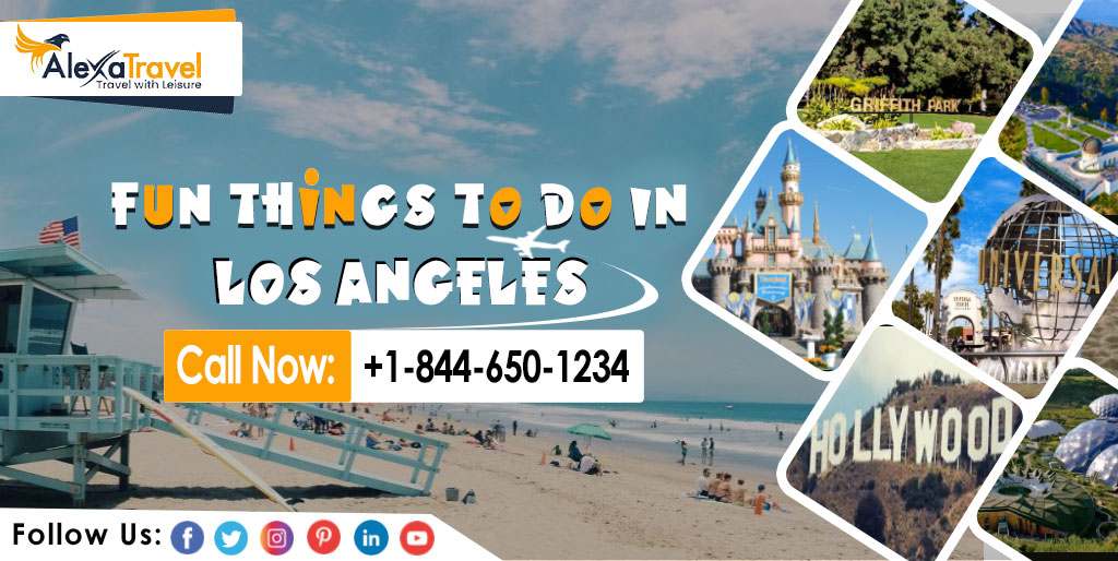 FUN THINGS TO DO IN LOS ANGELES